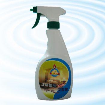 玻璃住宅多功能清潔劑500CC